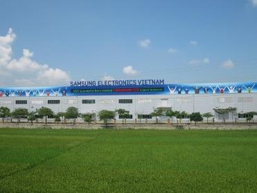 Dự án Samsung Thái Nguyên - VĨNH HƯNG JSC