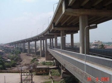 Dự án sửa chữa mặt cầu Thăng Long giai đoạn 2 - Gói thầ - Vinh Hung JSC